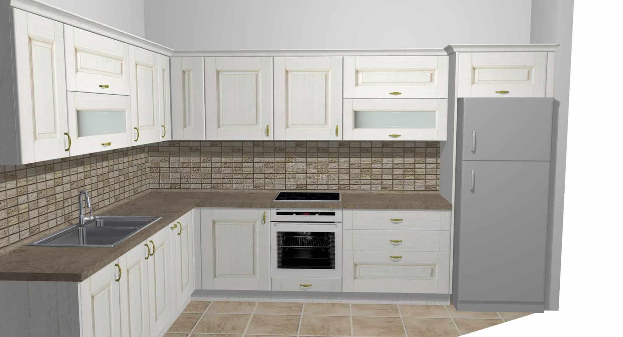 Επιπλα Κουζινας Ξυλο Μασιφ 10