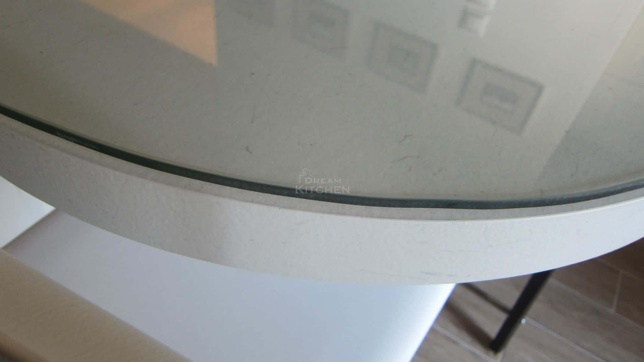 Κουζινα Πολυμερικο σε λευκο χρωματισμο 18