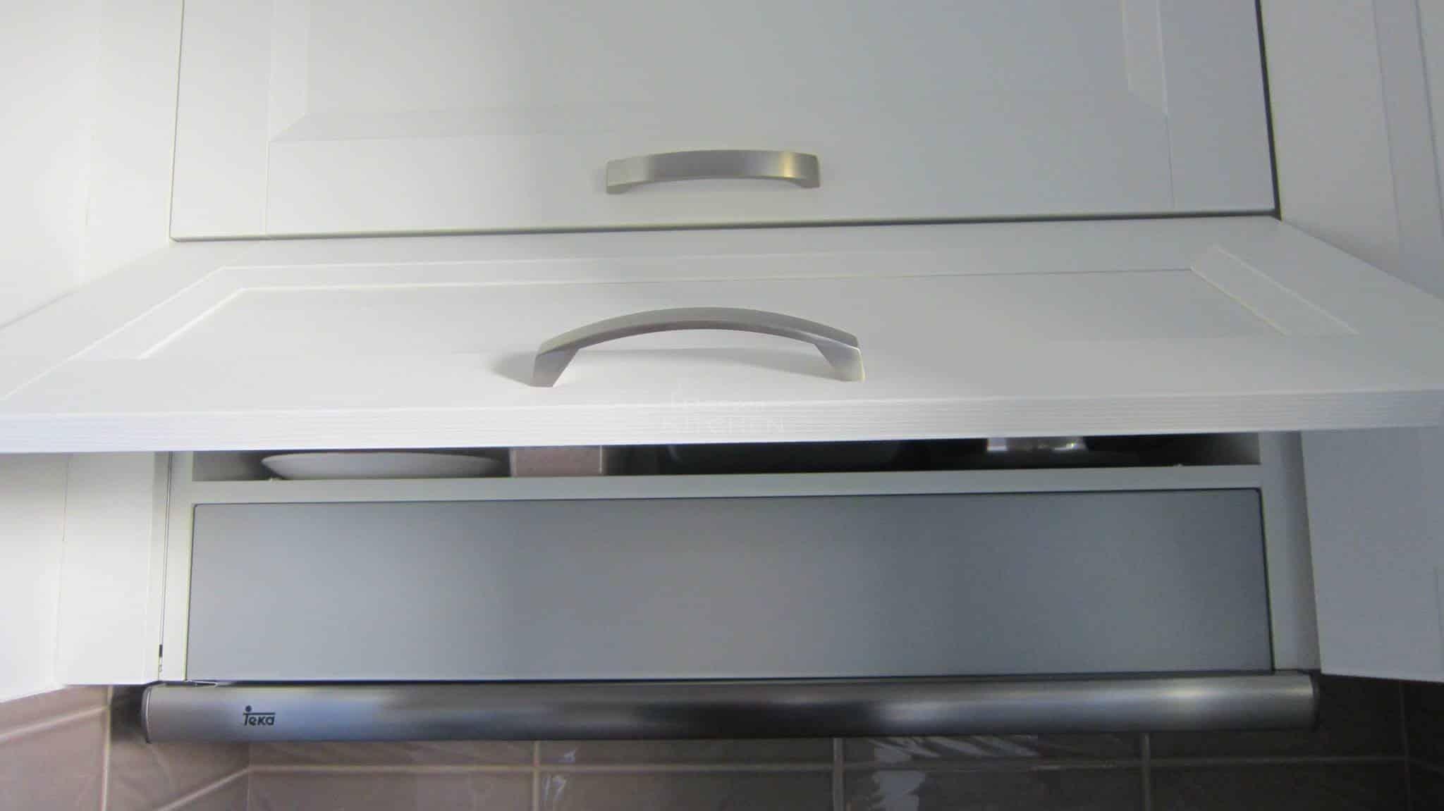 Κουζινα Πολυμερικο σε λευκο χρωματισμο 26
