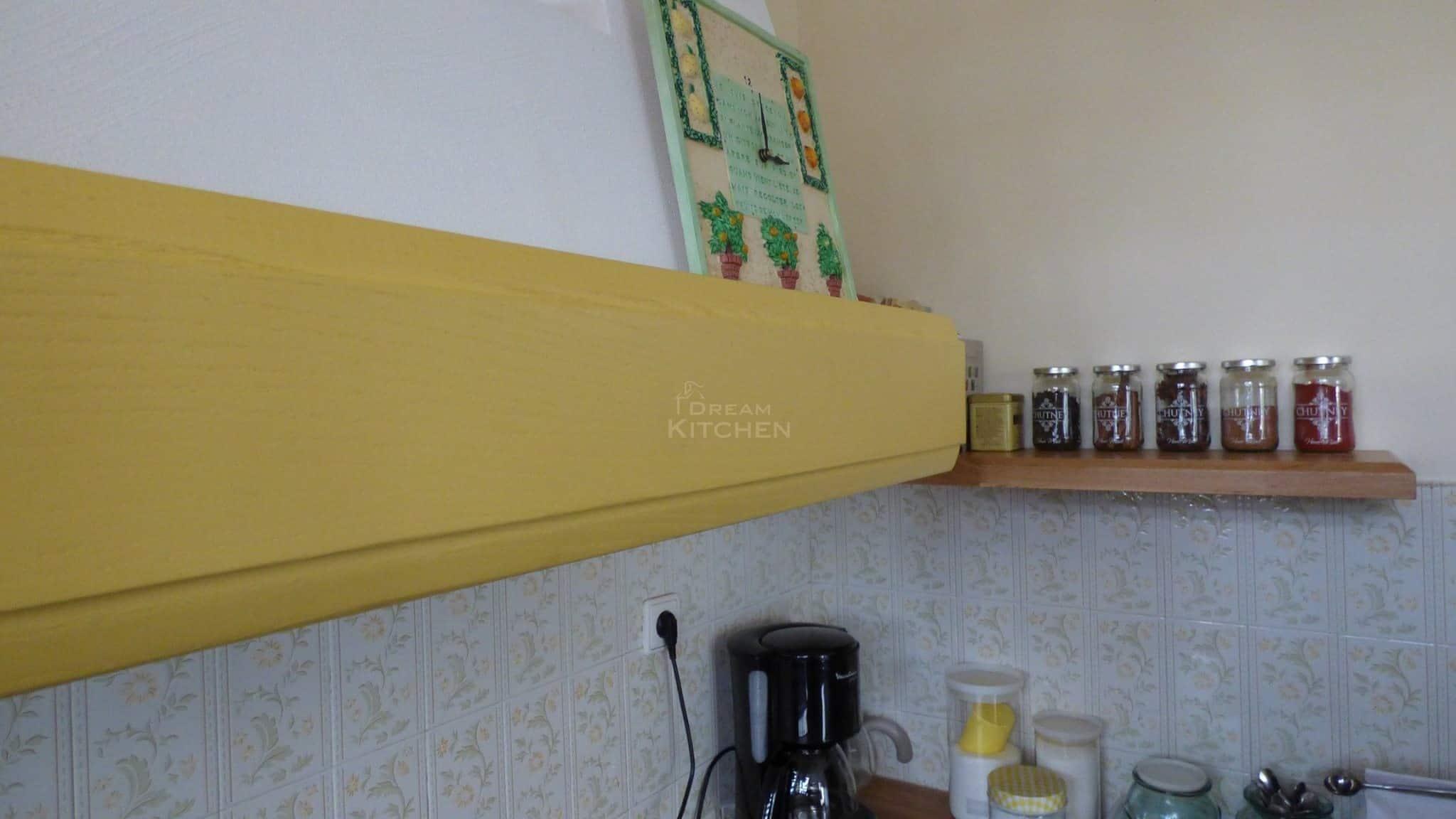Κουζινα Τσιμεντενια με Μασιφ Παγκο 26