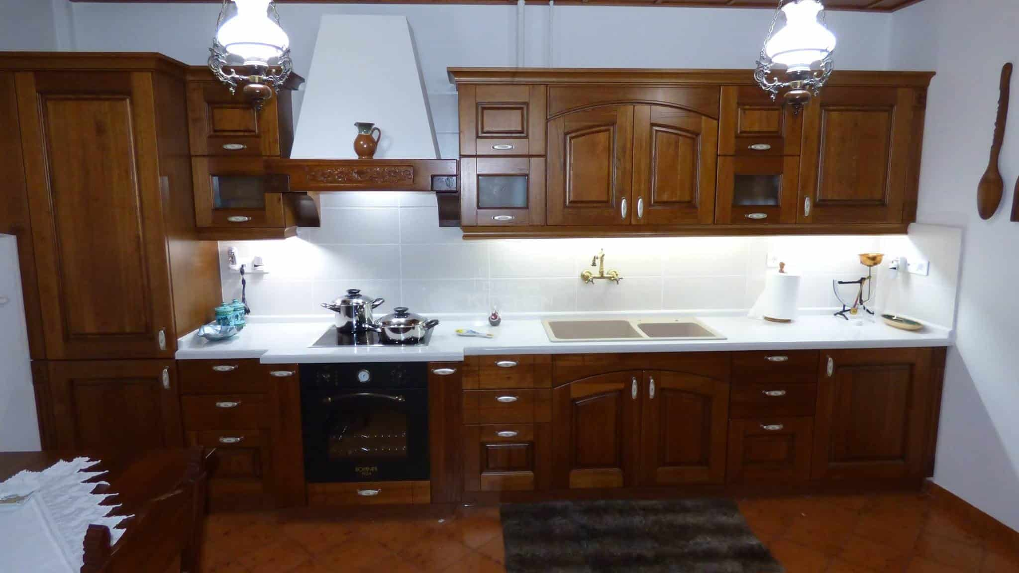 Επιπλα Κουζινας μασίφ Olivia Castagno 8