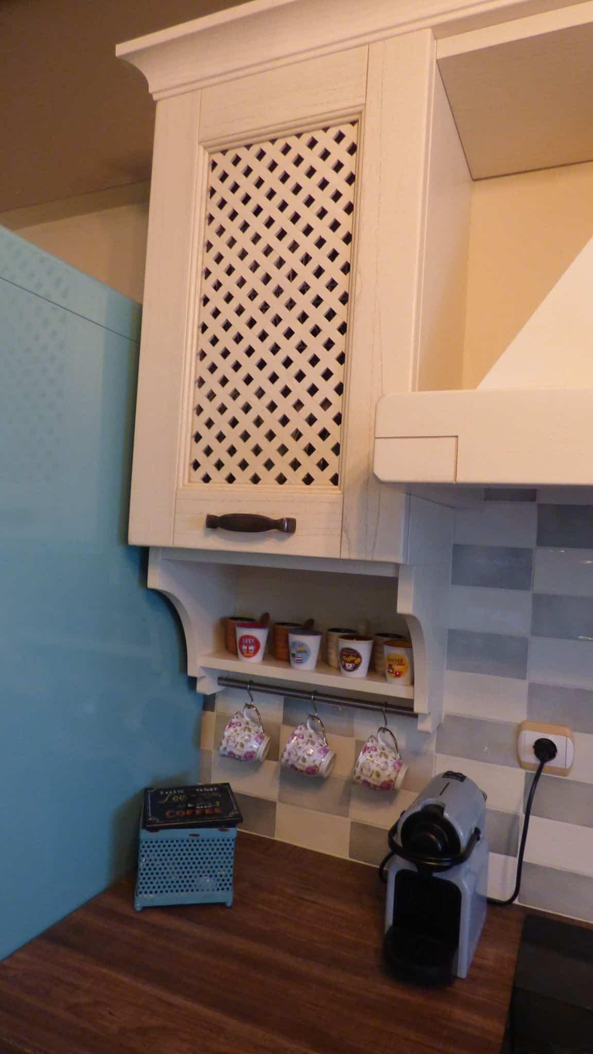 Επιπλα Κουζινας μασίφ πορτάκι Μοντέλο Olivia 21