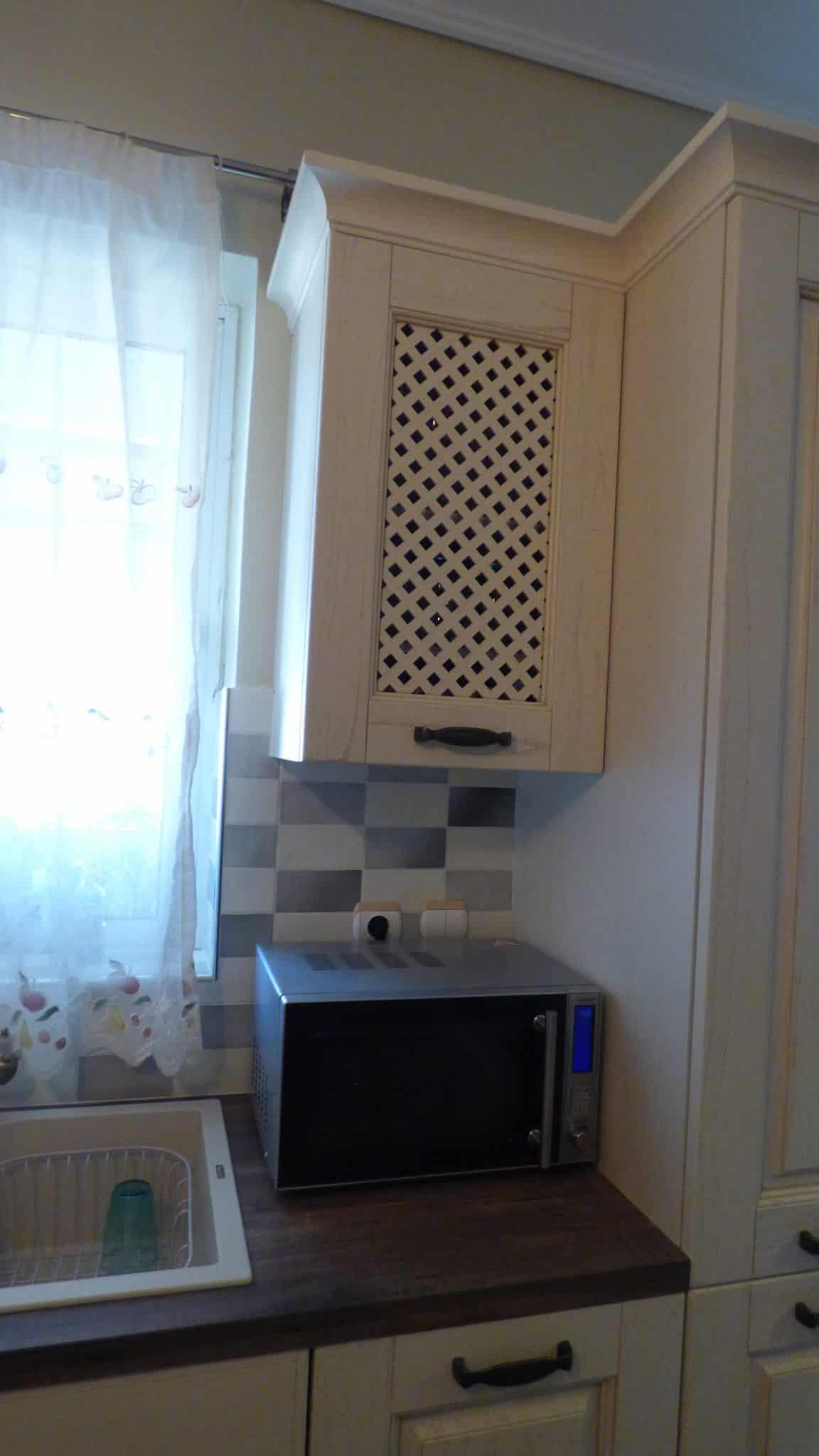 Επιπλα Κουζινας μασίφ πορτάκι Μοντέλο Olivia 27