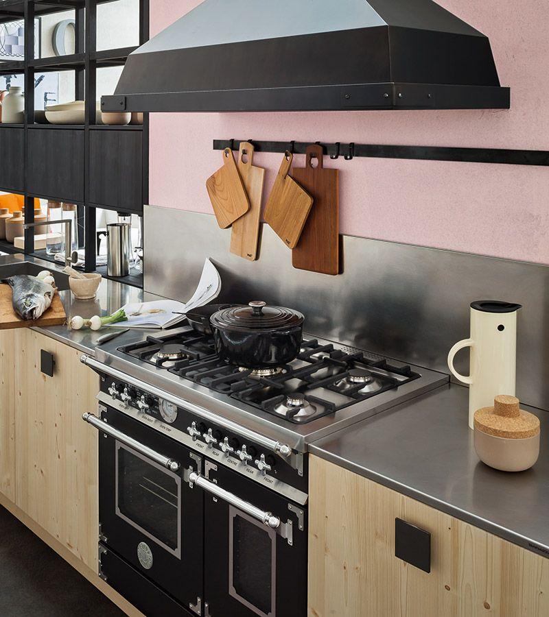 μασίφ κουζίνα fly φυσικό δρυς