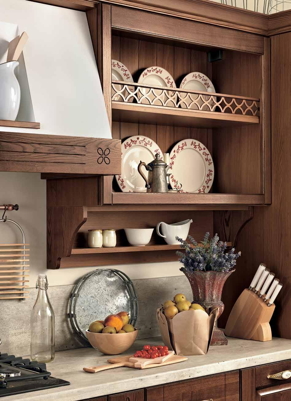 Armonia μασιφ κουζινα λεπτομεριες