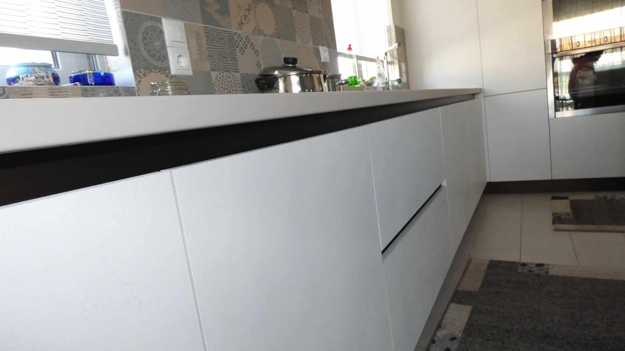 Ολοκληρωμένη αποπεράτωση νεόδμητης κουζινα