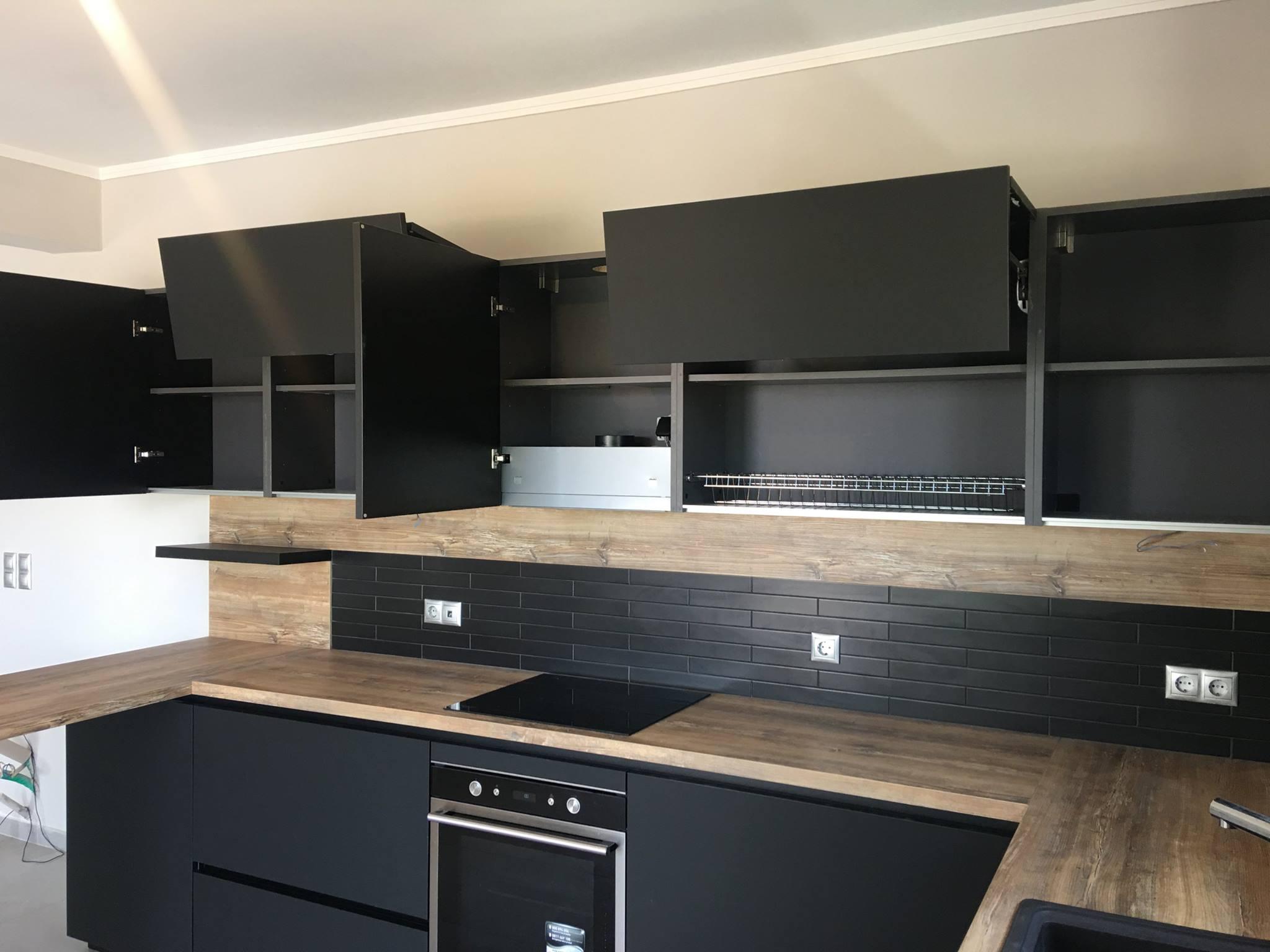 Επιπλα Κουζινας Fenix NTM®21