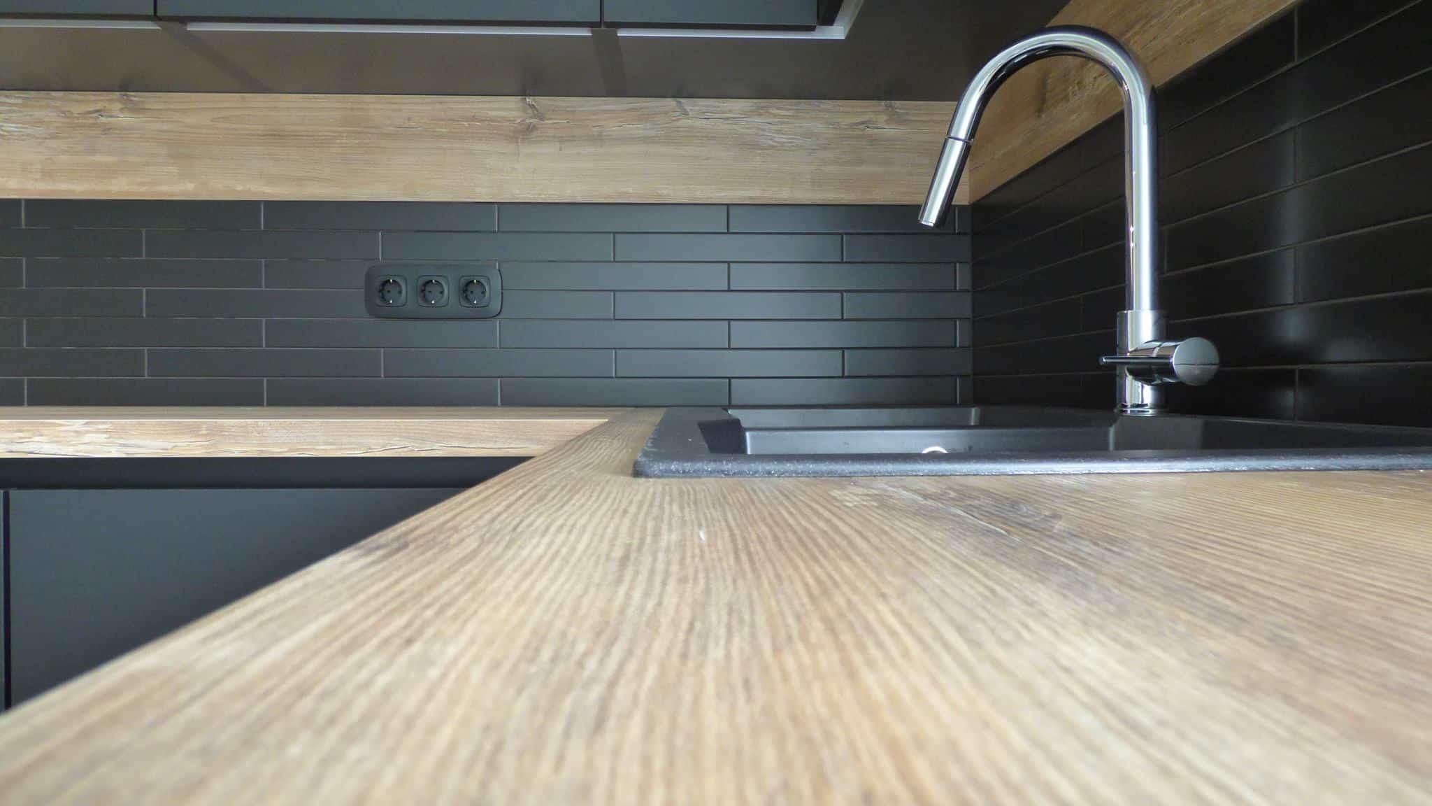 Επιπλα Κουζινας nero ingo 29