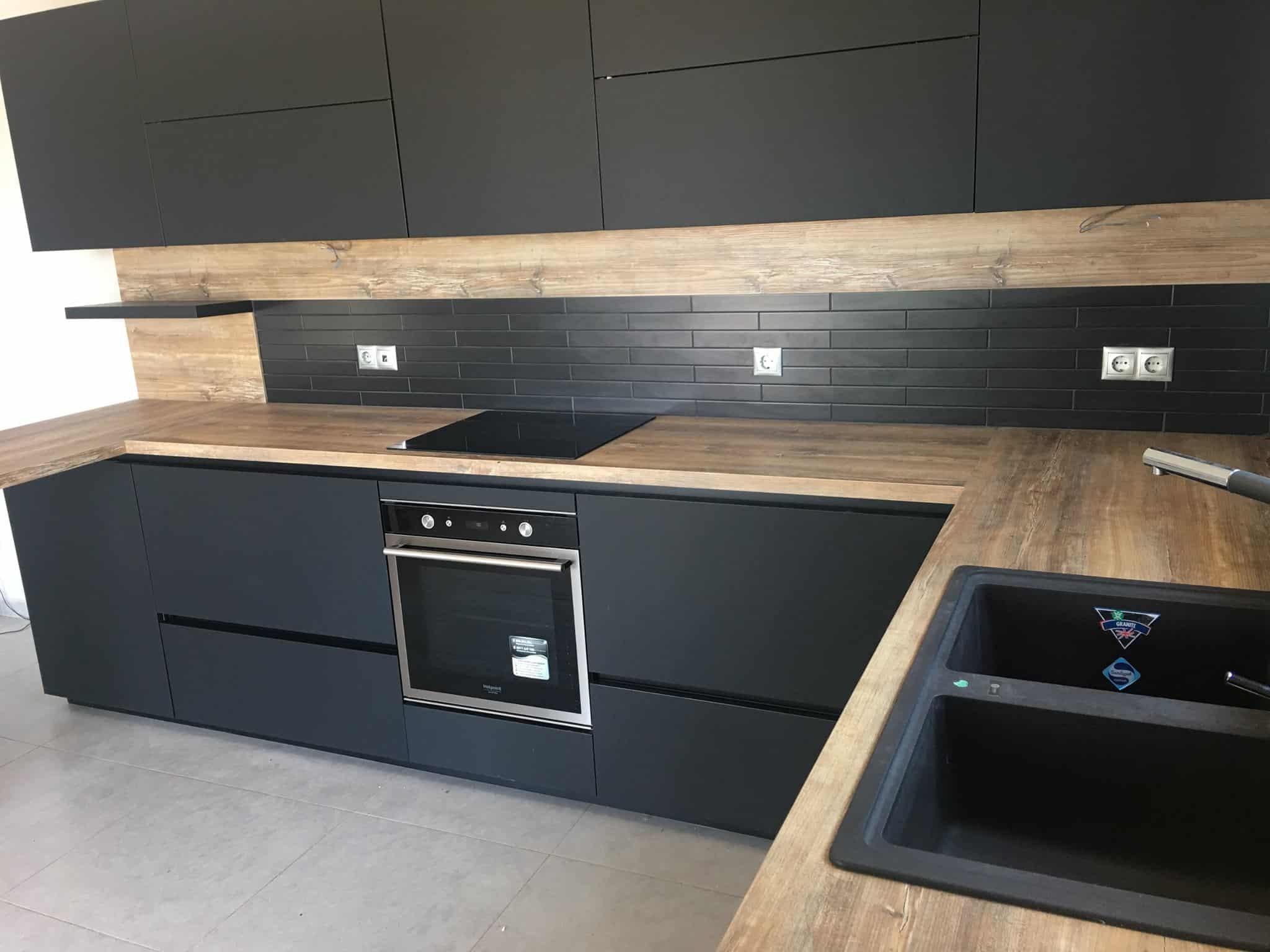 Επιπλα Κουζινας Fenix NTM®7